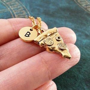 Jewelry - Pizza friendship necklace